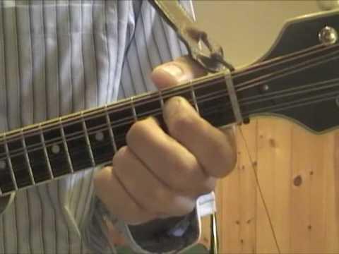 Mandolin chop chords