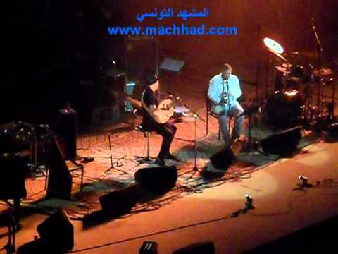 Dhafer Youssef&Hüsnü Şenlendirici&Eivind Aarset- Norwegian Girl - Carthage 2012