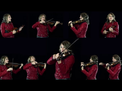 Thriller (Michael Jackson) - Violin - Taylor Davis