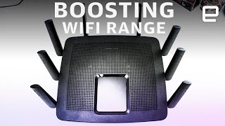 Researchers figured out how to dramatically extend WiFi range
