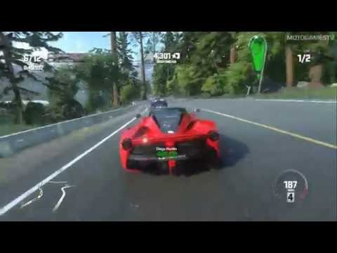 DriveClub - Ferrari LaFerrari Gameplay