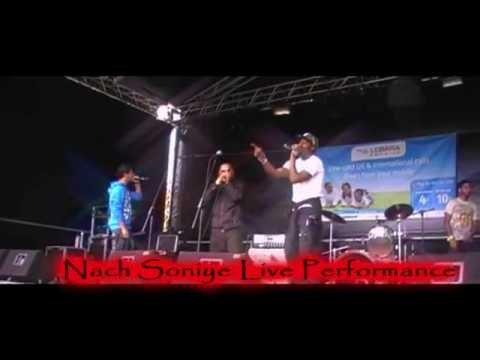 Nach Soniye Live At The Samba Mela 2009 video