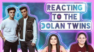 REACTING TO: DOLAN TWINS | ATTEMPTING A HOLLYWOOD MOVIE AUDITION