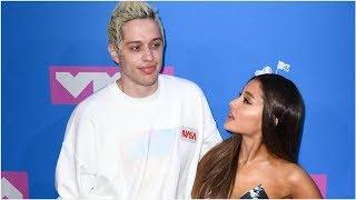 Ariana Grande: Liebes-Tattoo für Pete Davidson wurde überstochen