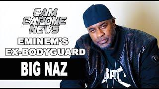Big Naz on Eminem's Drug Addiction: Took 14 Different Drugs In One Day(Part 1of12)