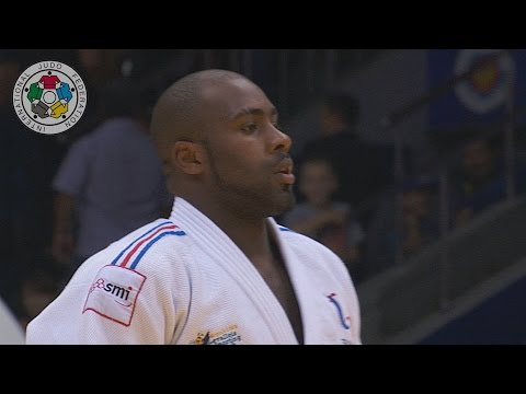 Teddy Riner's Route To The Semi Final - Chelyabinsk World Championships video