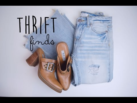 October Thrift Finds | The Fashion Citizen