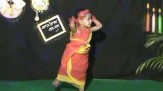 Kids Song - Noton Noton Paira Guli  by Samprikta Chakraborty (Jinny). 720pHD
