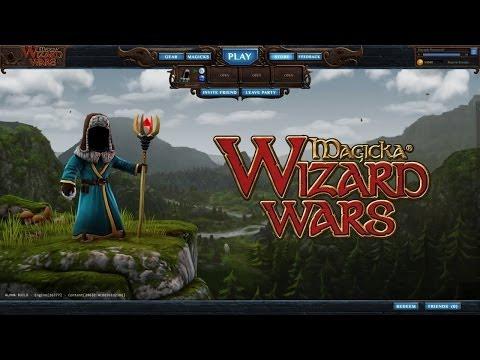 Magicka: Wizard Wars Alpha - Дуэль с бессмертным