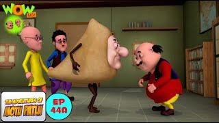 Motu Ke Samose - Motu Patlu in Hindi - 3D Animation Cartoon for Kids -As seen on Nickelodeon