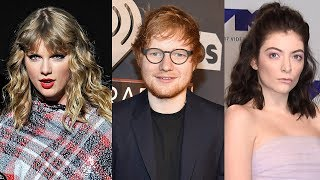 Download Lagu Taylor Swift, Ed Sheeran & Lorde BOYCOTTING Grammys 2018?! Gratis STAFABAND
