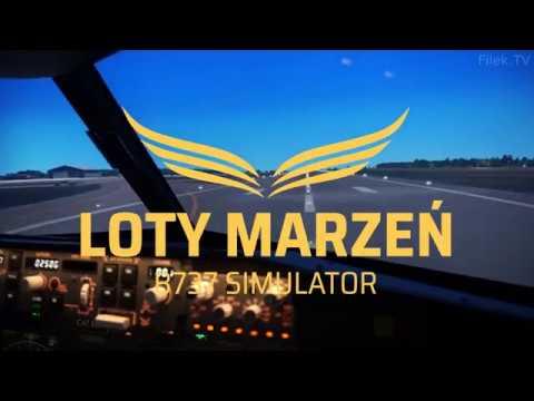Loty Marzeń - Symulator B737 We Wrocławiu W SkyTower - Relacja :)