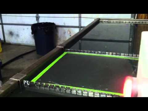 Hardhat carbon fiber dip