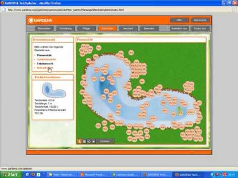 Teichpflanzen - Teichpflanzenplan Für Ihren Teich, Gartenteich, Schwimmteich Oder Koiteich- Video