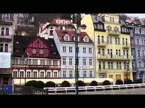 Karlovy Vary   Czech Republic   Winter 2015