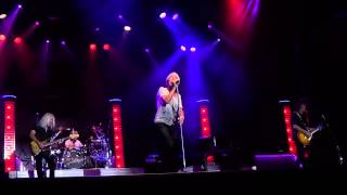 REO Speedwagon--That Ain't Love / Like You Do / Son of a Poor Man--Live @ PNE Vancouver 2013-08-31