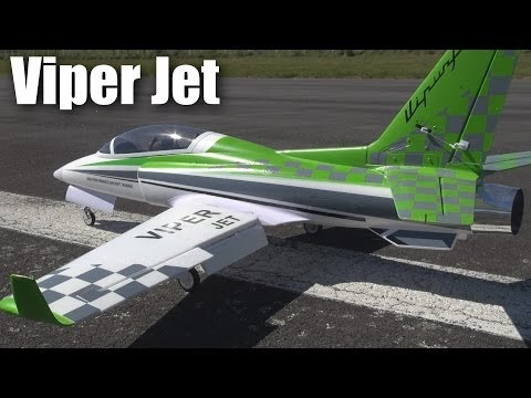 Taft Hobby Viper Jet review (part 1)