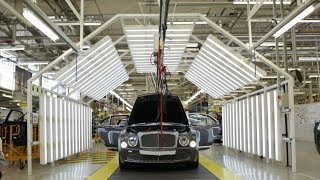 Mulsanne Quality Control - /INSIDE BENTLEY