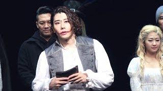 [4K] 박효신(PARK HYO SHIN) '웃는 남자(THE MAN WHO LAUGHS)' 막공 커튼콜+무대인사 FULL @블루스퀘어, 181104