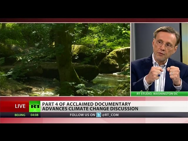 Old generation of climate change deniers are dying out – RT's Thom Hartmann