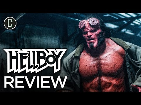 Hellboy Movie Review: David Harbour Shines In A Dizzying Adaptation