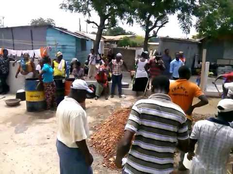 Kingdom Hall building Ghana
