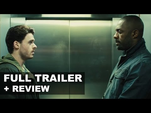 Bastille Day Trailer + Trailer Review - Idris Elba, Richard Madden - Beyond The Trailer