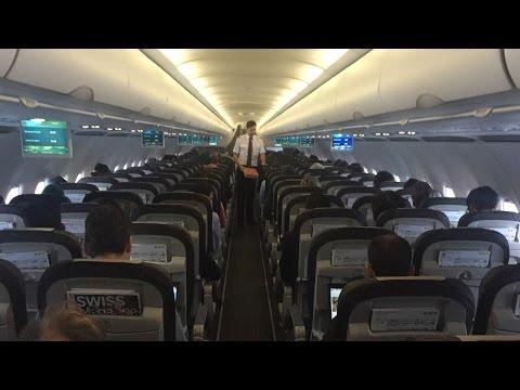 SWISS International Airlines   Flight Experience   Economy