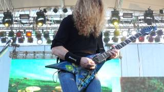 Megadeth - Wake Up Dead Solo