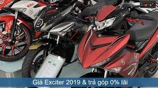 Hỏi giá & tư vấn trả góp 0% cho xe Exciter 2019 từ nhân viên công ty