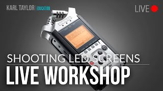 LIVE Product Photography Lighting Workshop (Roundup)