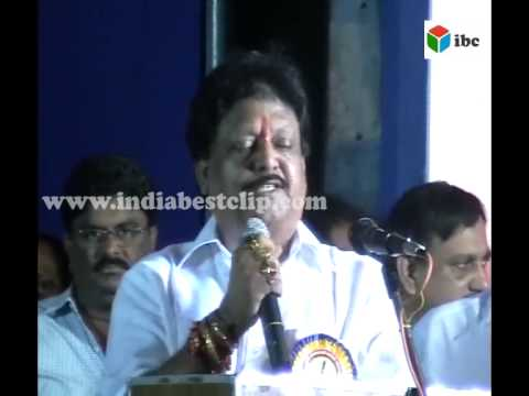 Kodi Rama Krishna Speech 4) video