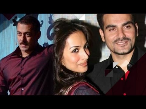 Salman Khan FAILS To Make PEACE Between Arbaaz Khan And Malaika Aroroa Khan | Bollywood News