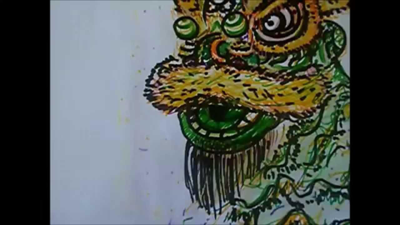 Lion Dancing Drawing Lion Dance Drawing 04 Fixing