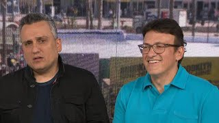 Comic-Con 2019: The Russo Brothers Spill Avengers: Endgame Secrets  (Full Interview)