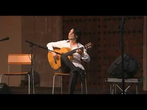 Jin Oki - V Concurso de Guitarra internacional Nino Ricardo 2010.7.7
