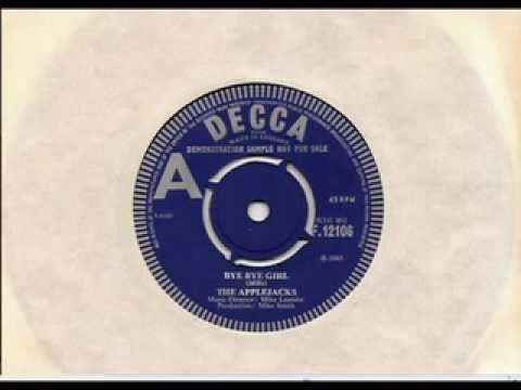 The Applejacks - Bye Bye Girl
