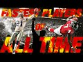 Top 10 Fastest Players Of All Time Nfl Films
