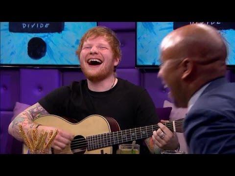 Download Ed Sheeran improviseert erop los - RTL LATE NIGHT Mp4 baru