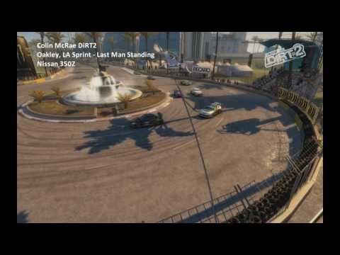 Colin McRae DiRT2 PC - Oakley, LA Sprint - Last Man Standing thumbnail