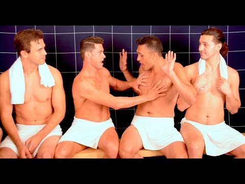 Tranny threesome video free