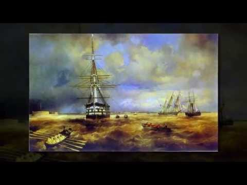 Ivan Aivazovsky-Armenian Russian Marine Painter