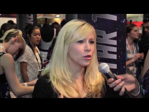 """SDCC 2013: Ashley Eckstein and """"Her Universe"""""""