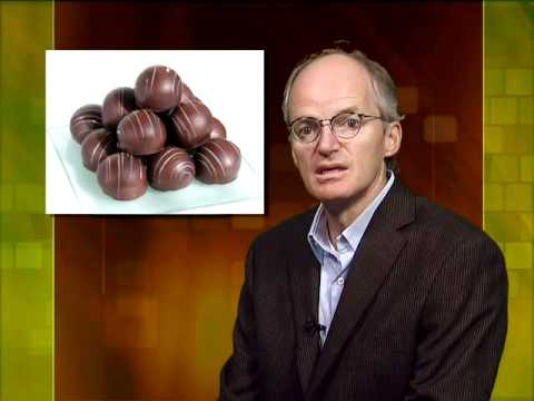 "Tupelo Dentist- Richard Caron's ""Your Dental Health""- Chocolate...Reduce Risk of Stroke?"