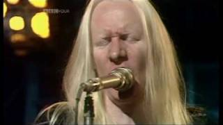 JOHNNY WINTER - Jumpin' Jack Flash  (1974 UK TV Appearance) ~ HIGH QUALITY HQ ~