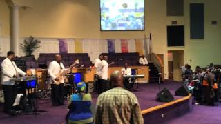 Harvey Watkins Jr. & The Canton Spirituals Video - Canton Spirituals