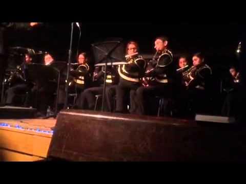 California military institute band: Nativity Carol