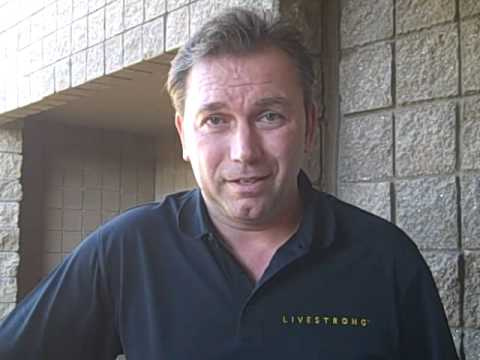 Lance Armstrong's Coach, Johan Bruyneel, Reacts to StillerStrong
