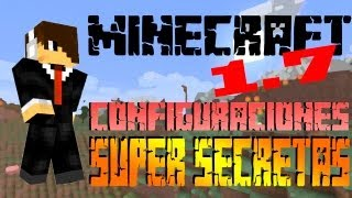 super secret setting minecraft