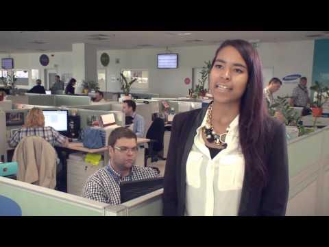 Samsung Electronics Magyar Zrt. jászfényszarui gyára - PR Video